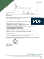 Consulta de Afiliación
