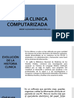 Historia Clinica Computarizada Alex