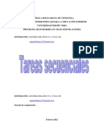 Tareas secuenciales (AnggeloBlanco)