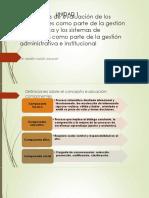 Los Sistemas de Evaluación de Los Aprendizajes Como