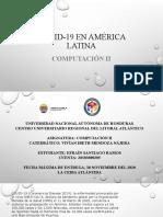 COVID-19 EN AMÉRICA LATINA PREZI