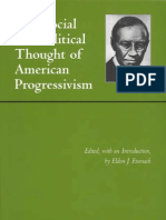 The Social And Political Thought of American Progressivism - Eldon J. Eisenach, ed.