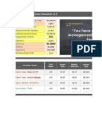 ABS Risk Management Simulator Beta Version 1.1