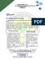 Portafolio de Servicios Coovipore Cta