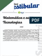 02 Matematica e Suas Tecnologias