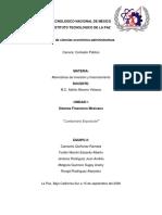 Cuestionario Sector Bancario Mexicano