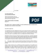 06.6 CiViSOL Informe 4 a la Corte Constitucional Ordinario