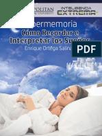 22a Como Recordar e Interpretar los Sueños (3)