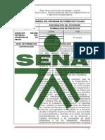 INFORMACION GENERAL DEL PROGRAMA DE FORMACION3