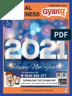 Gyanm Genral Awareness TP FEB 2021