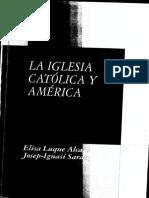 La Iglesia Católica y América