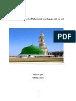 Biographie Des Propheten Mohammed (French)