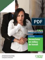 Secourisme en Milieu de Travail 8e Edition Dc400 702web