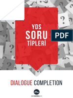 Dialogue Completion
