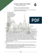 Parish Council Meeting Minutes February 2011