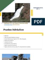Sesión11_Pruebas hidráulicas