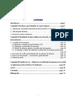 Modalitati de Plata Utilizate in Afacerile Economice Internationale