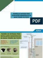 PADRÃO DE ENTRADA CELPE