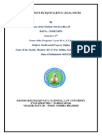2018LLB076 - 5th Semester - IPR - Research Paper