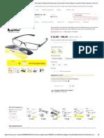 33 Personalizzare Occhiali Da Vista Ottica Occhiali di Riempimento Lenti Lenti In Resina Miopia Occhiali Occhiali di Moda Cornice Clip su Occhiali Da Sole_ _ - AliExpress