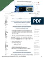 Basics of designing MATV_community antenna systems