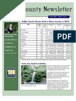 Marin Newsletter January 2011