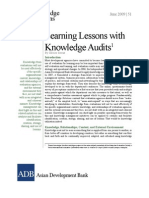 Learning-Lessons-with-Knowledge-Audits