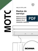 Manual de bolso motores Scania