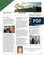 RCBKS Bulletin Vol 19 No 23