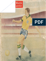 Arte e Futebol Histo Ria Da Camisa Canar