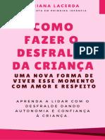 DESFRALDE DE CRIANÇAS