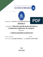 Tema 6 Alexandru Andrei Stelian STA I Certificarea Materialelor În Industria Auto