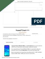 Huawei P Smart (2019) - Especificaciones - MóvilCelular