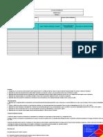 GENER-P-08-F1 Listado de Drenajes V.0