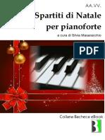 Spartiti di Natale per pianoforte