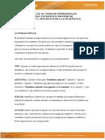 TALLER Nº 1 - INTRODUCIÓN A LA ESTADÍSTICA - E. INFERENCIAL