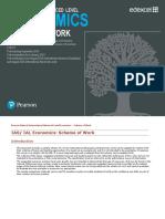 IAL Economics Scheme of Work FINAL