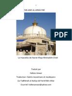 Kitab Anis Al Arwa French
