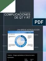 COMPLICACIONES DE QT Y RT