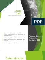 Cierre Tributario-contable 2020