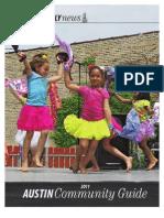 Austin Community Guide - 2011