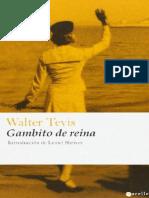 Gambito de Dama - Tevis Walter