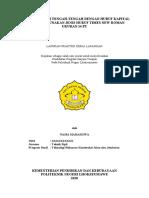 2020 - Cover, Lembar Pengesahan Dan Lembar Konsultasi PKL