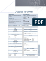 Freitafloor EP 2MM