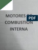 Motores de Combustión Interna - Ingenieria Mecanica