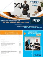 Catalogue Cimef International