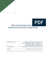 Castelló;Barrera;Pérez - Elementos Básicos de Las Instalaciones de Aire Comprimido UPV