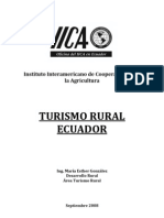 Turismo Rural en Ecuador