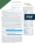 Cspx Ishares Core s p 500 Ucits Etf Fund Fact Sheet de De