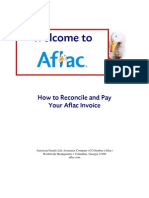 How to Reconcile and Pay Your Aflac Invoice